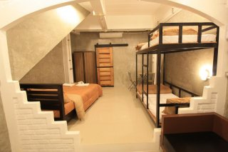 Sirin house -Loft room sleep 4 person (Line ID: 0928249654)