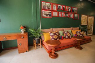 The Open House Cafe & Hostel